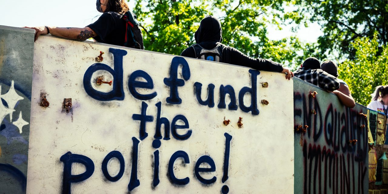 """Obama is right: """"Defund the Police"""" is a terrible slogan"""