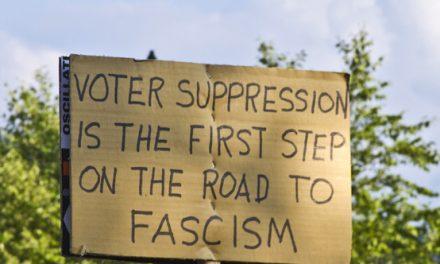 WHAT BIDEN NEEDS TO COMBAT REPUBLICAN VOTER SUPPRESSION